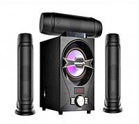 PA аудіо система колонка E-603 | професійна акустична потужна колонка | домашній кінотеатр