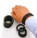 Резинка для волос New Style 2206 black, фото 4