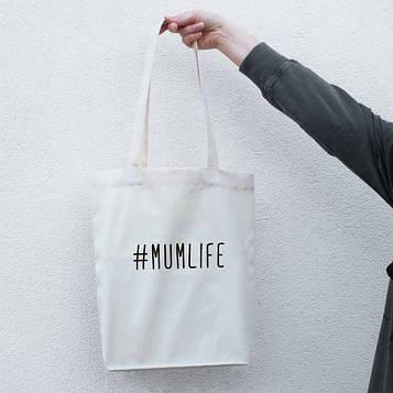 "Экосумка ""#Mumlife"""