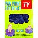 Коврик для питомца Paw Print Litter Mat | подстилка для домашних животных, фото 7