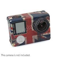 """Наклейка на камеру """"Британский флаг"""""""