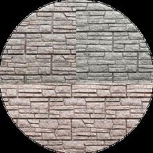 Панели Ю-Пласт Stone-House (сланец)