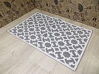 Турецький килимок для ванної розмір 50х80 з бавовни. 5080-17