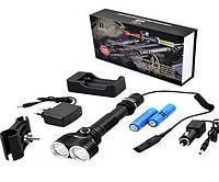 Подствольный фонарь POLICE BL-Q2822-T6 50000W Black