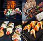 BBQ grill sheet гриль мат портативный антипригарным покрытием 33 * 40 см, фото 2