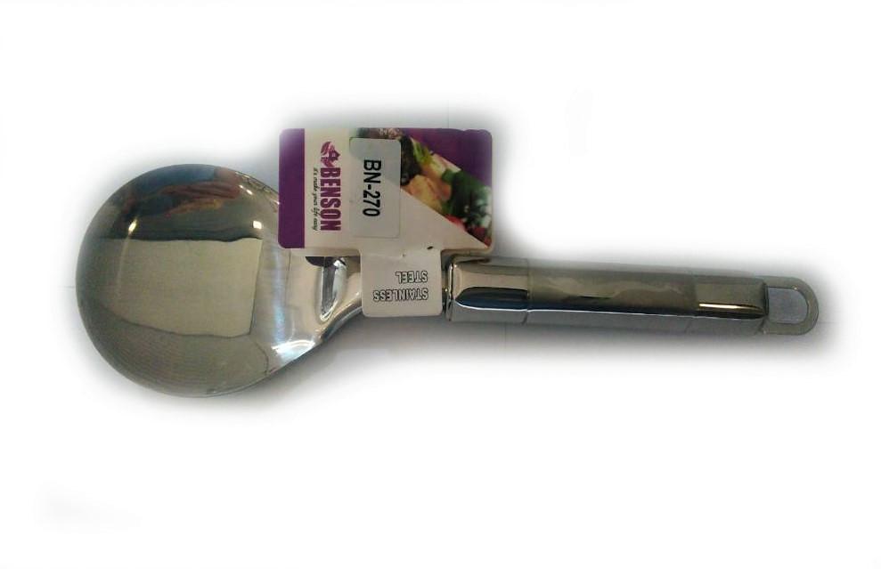 Ложка из нержавеющей стали Benson BN-270 | столовые приборы | кухонные ложки | ложка из нержавейки