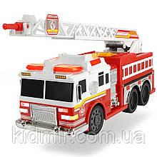 Пожежна машина з водою, світло і звук Dickie 3308377