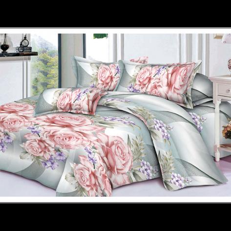Качественное постельное белье ТЕП  RestLine 119  «Purity» 3D дешево от производителя., фото 2