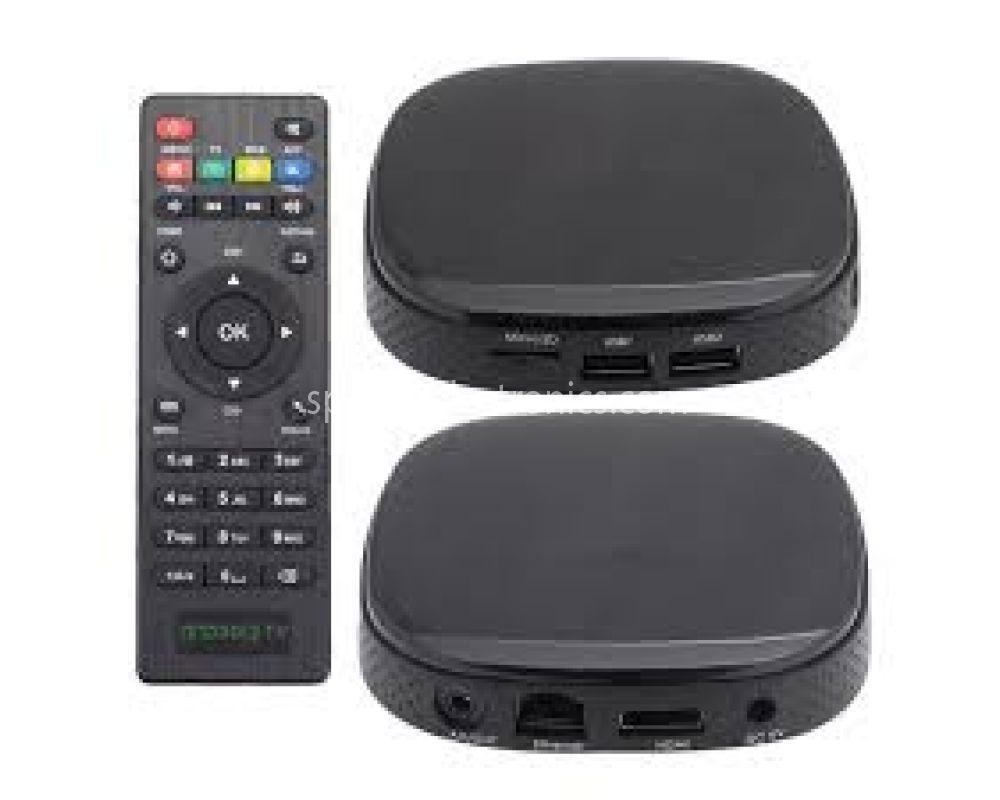 Тюнер SMART TV 758   цифровой ресивер   цифровая смарт тв приставка