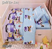 Детское постельное белье ТМ ТЕТ Gold Delux