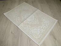Турецький килимок для ванної розмір 50х80 з бавовни. 5080-26