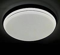 Современная люстра LED потолочная на пульте (смарт светильник) 86W 6923 WT ProСВЕТ