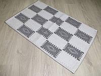 Турецький килимок для ванної розмір 50х80 з бавовни. 5080-27