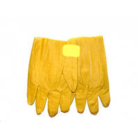 Перчатки из прорезиненого брезента