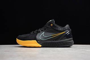 Кроссовки мужские Nike Zoom Kobe 4 Protro / ZKM-008 (Реплика)