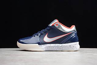 Кроссовки мужские Nike Zoom Kobe 4 Protro / ZKM-009 (Реплика)
