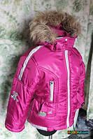 Куртка на флисе, Baby Line  р.116,122,128,134,140,146