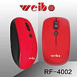 Беспроводная мышь Weibo RF-4002, фото 4