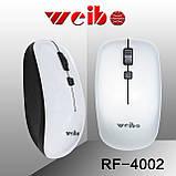 Беспроводная мышь Weibo RF-4002, фото 6