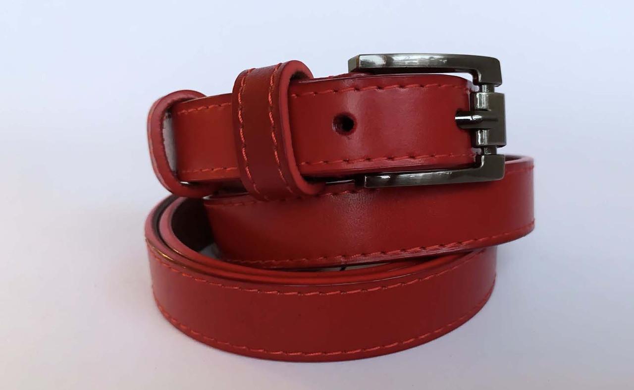 Жіночий червоний ремінь, 120/150 грн (ціна за 1шт.+30 грн)
