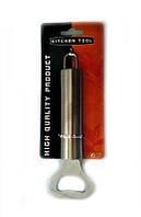 Открывалка для бутылок из нержавеющей стали Benson BN-1026 | укупорщик | открывачка | открывашка Бенсон, фото 1