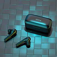 Беспроводные наушники QCY - T5 TWS Smart EarBuds Черные. Оригинал