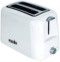 Тостер Magio MG-273,товары для кухни,тостеры,чайники,кофеварки,весы кухонные