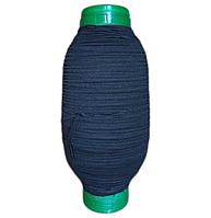Резинка для масок 3 мм чёрная намотка 500 м