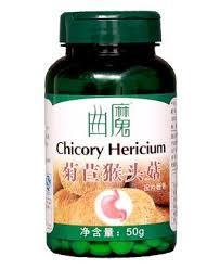 Препарат из гриба Гериций Hericium таблетки 100шт х 0,5г
