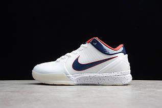 Кроссовки мужские Nike Zoom Kobe 4 Protro / ZKM-015 (Реплика)