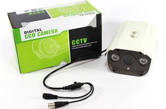 Цветная камера видеонаблюдения Camera 922   мини камера наблюдения