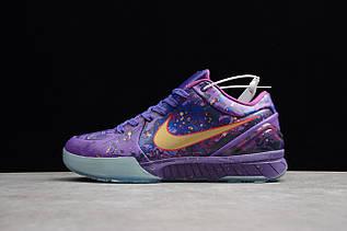 Кроссовки мужские Nike Zoom Kobe 4 Protro / ZKM-016 (Реплика)