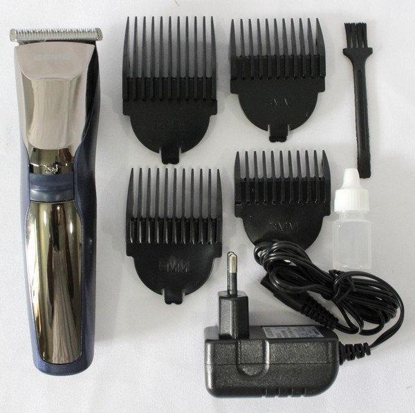 Триммер Gemei GM-829 | машинка для стрижки волос | бритва мужская с насадками