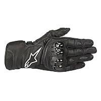 Мотоперчатки Alpinestars SP-2 v2 (чёрные)