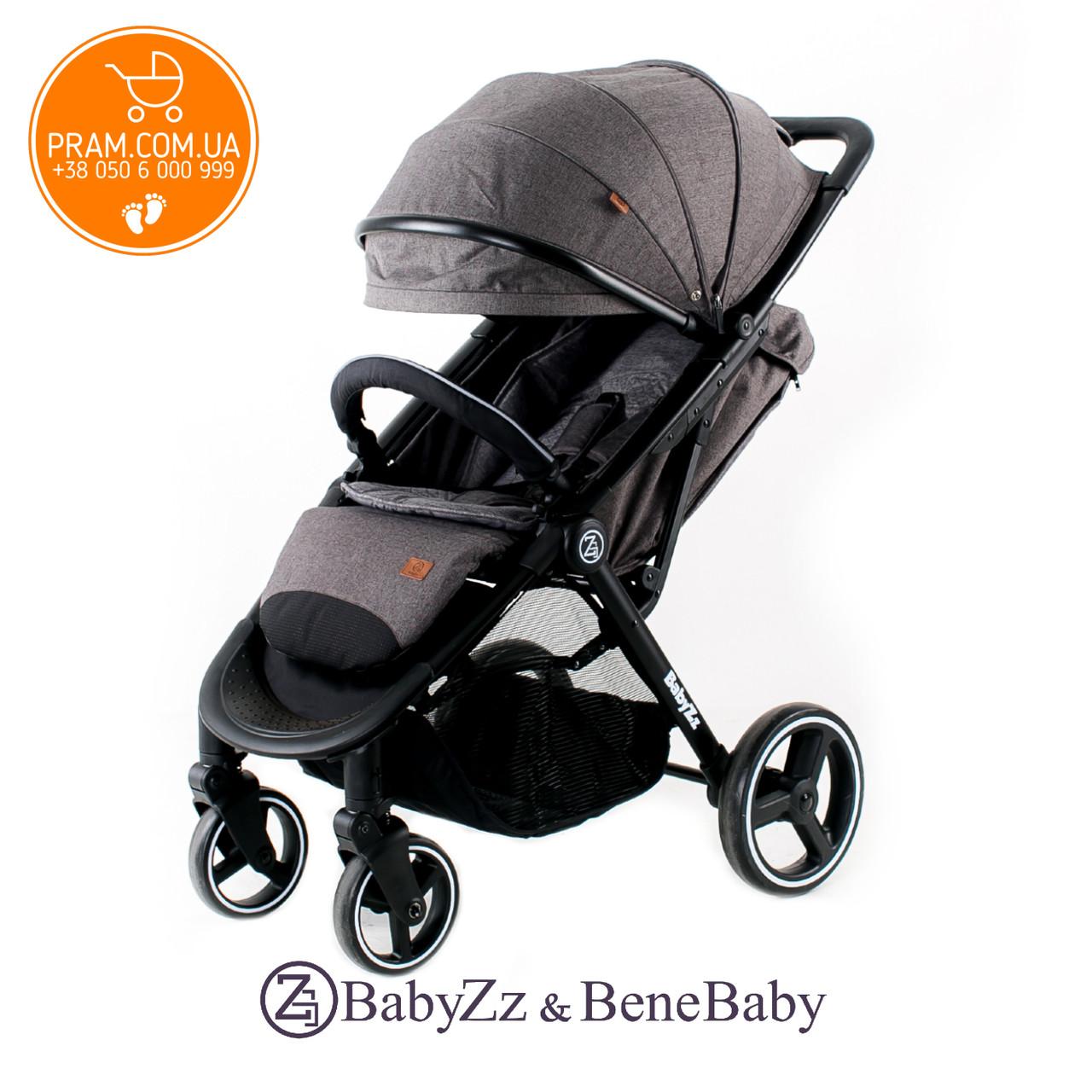 BABYZZ & BENE BABY B100 прогулочная коляска Серый