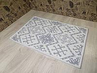 Турецький килимок для ванної розмір 50х80 з бавовни. 5080-30