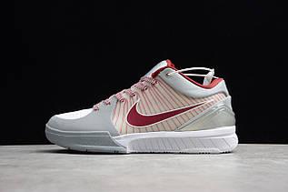 Кроссовки мужские Nike Zoom Kobe 4 Protro / ZKM-017 (Реплика)