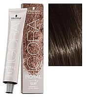 Краска для волос 6-16 Schwarzkopf Igora Royal темный русый сандрэ шоколадный 60 мл