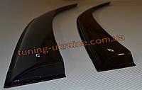 Дефлекторы окон (ветровики) Cobra Tuning на Audi Q5 2008+