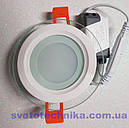 Feron  AL2110 6W 2700K LED панель круг, фото 2