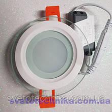 Feron AL21106W 2700K LED панель круг