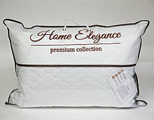 Подушка Leleka-Textile Premium Collection Elegant 50x70 стеганая с чехлом