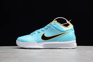 Кроссовки мужские Nike Zoom Kobe 4 Protro / ZKM-019 (Реплика)