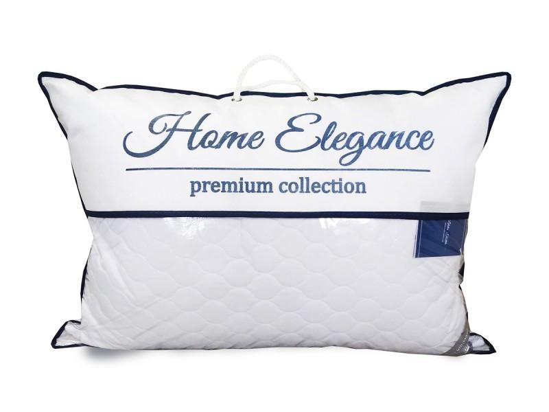 Подушка Leleka-Textile Premium Collection Delicate 50x70 стеганая с чехлом