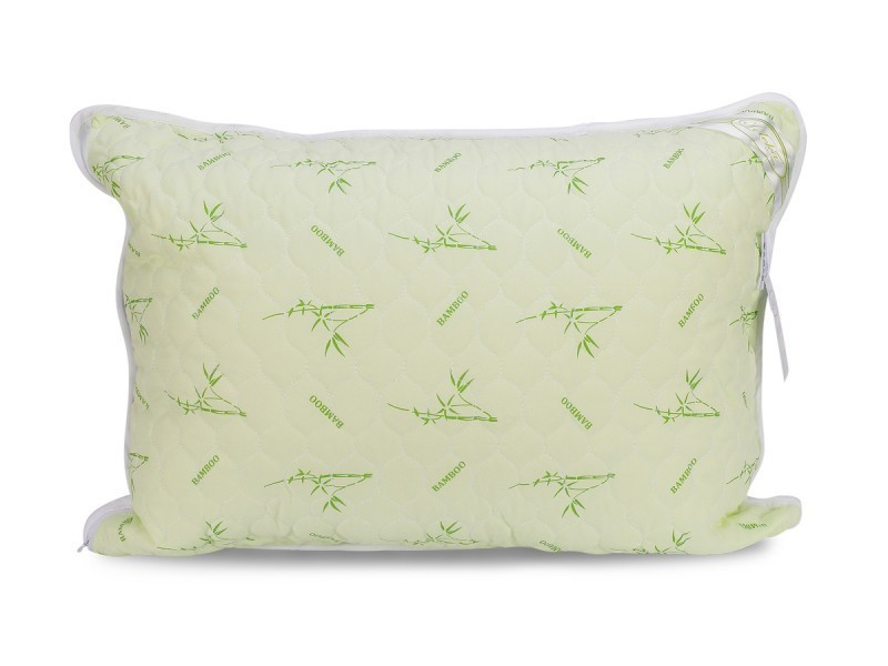 Подушка Бамбук Премиум Leleka-Textile 50x70 стеганая