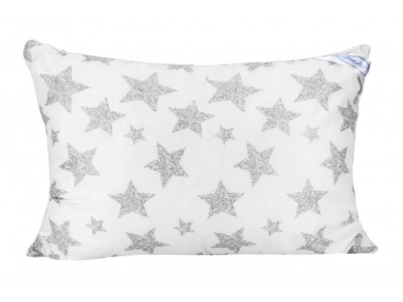 Подушка Биопух Премиум Leleka-Textile 50x70 с чехлом на молнии