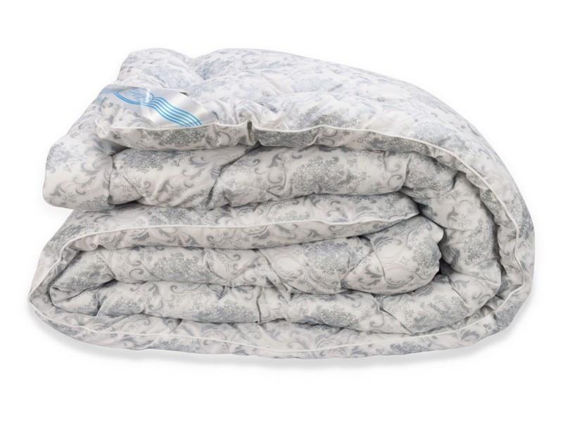 Одеяло Био Пух Leleka-Textile Двуспальный 172х205 Узор