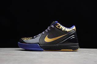 Кроссовки мужские Nike Zoom Kobe 4 Protro / ZKM-020 (Реплика)