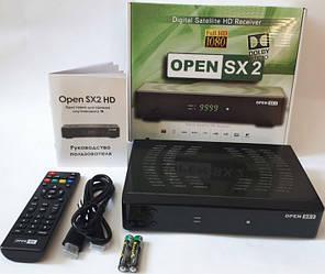 Openbox SX2 HD спутниковый тюнер (прошитый)