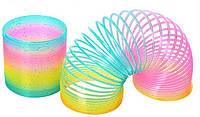 Slinky Антистрессовая игрушка Пружинка Радуга B 1219-J | игрушка антистресс